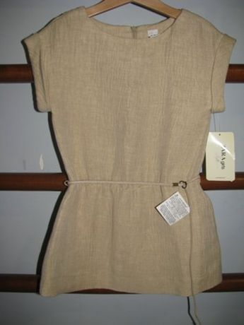4-5 лет Новое стильное платье Zara