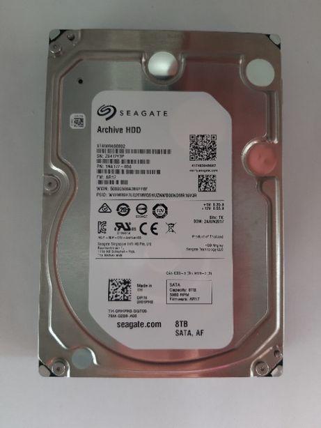 Dysk HDD SEGATE 8TB / 8000GB ST8000AS0002