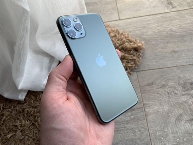 iPhone 11 Pro 64gb Midnight Green Neverlock #i252