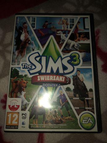 Dodatek The Sims3 zwierzaki
