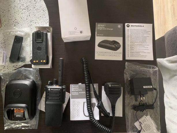 Radiotelefon Motorola DP4400e UHF DMR