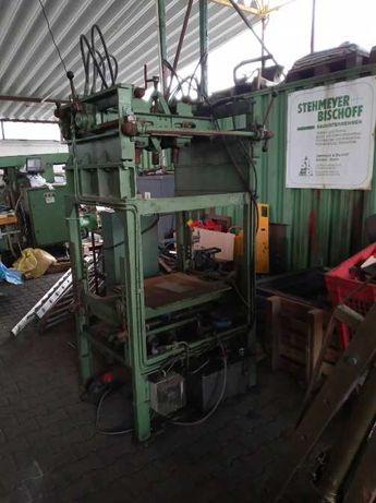 Hydrauliczna Prasa montażowa do mebli