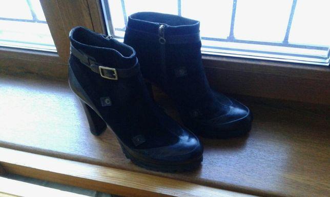итальянские полусапожки ботиночки