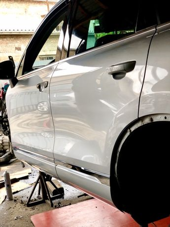 Дверь Двери Дверка Volkswagen Touareg NF 7P Cayenne 2010-2018