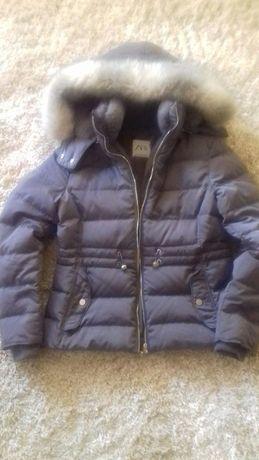 Zara mega ciepła kurtka r 38