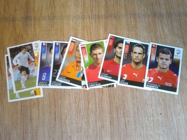 Cromos Euro 2008