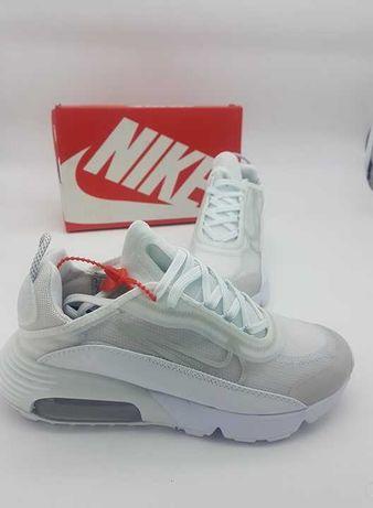Nike Air Max 2090 todos brancos de alta qualidade
