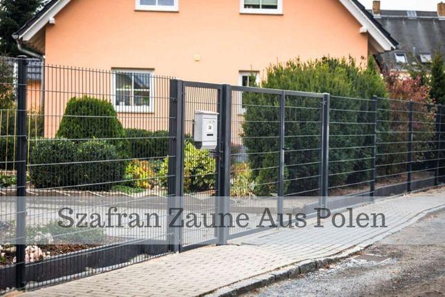 Ogrodzenie Panelowe Panele Ogrodzeniowe 2D 103cm 6/5/6 od Producenta