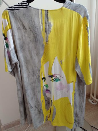 Świetna bluzka sempre piu by chalou 48/50