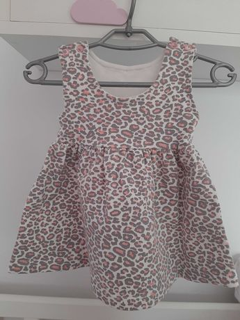 Sukienka niemowlęca rozmiar 62