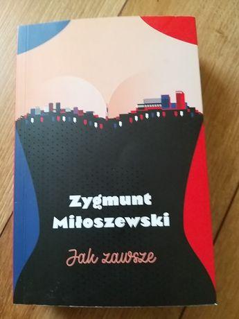 Zygmunt  Miłoszewski  - Jak zawsze
