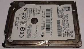 Discos HDD SATA 2,5