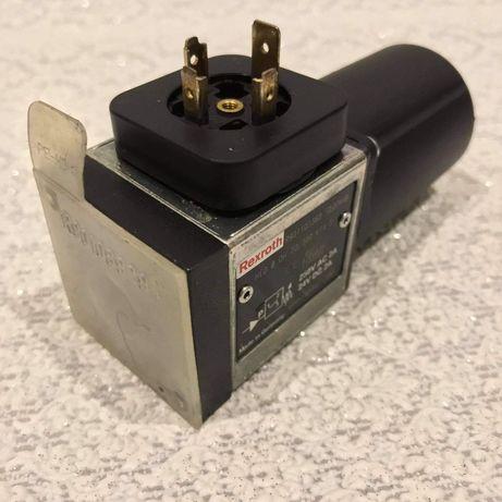 Гидро электрический регулятор давления Bosch Rexroth.Состояние новое.