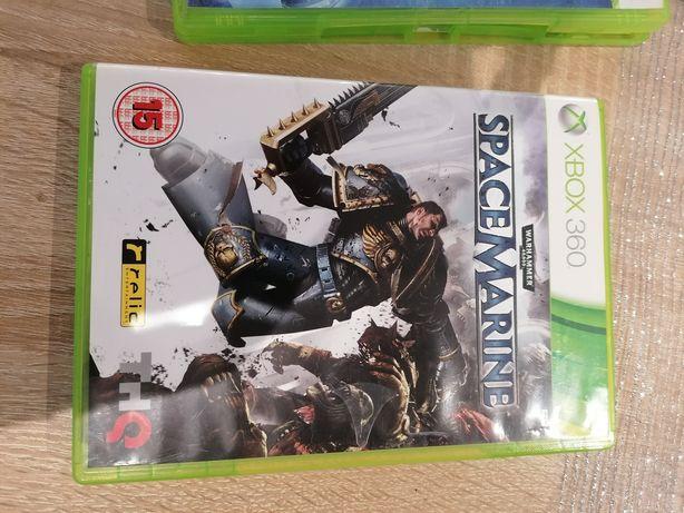Gry na Xbox 360  zadbane