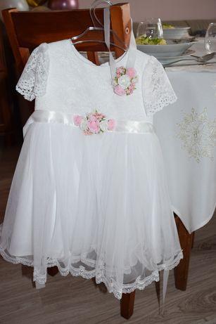 Sukienka do chrztu 80