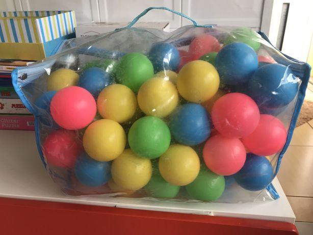 Bolas saco de bolas