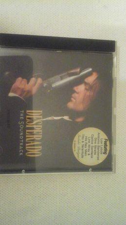 CD  Desperado the soundtrack