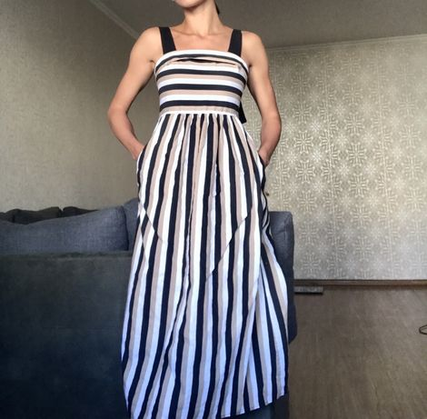 Безупречное платье от Zara.