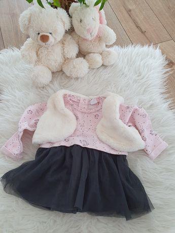 Sukienka rozmiar 74