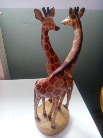 Rzeźba Żyrafy