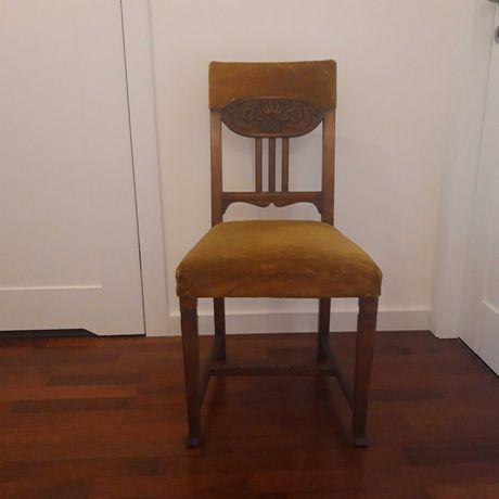 Stare krzesło, antyk, secesja
