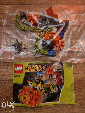 używane klocki lego Powers Miners 8956