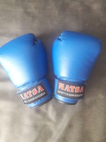 Боксёрские перчатки Matsa