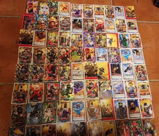 Karty Lego ninjago seria 4