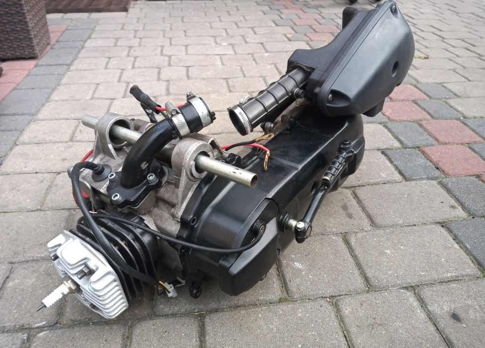 """Silnik skuter 2t 50-70cc po kapitalnym remoncie doinwestowany 12"""" Olkusz - image 1"""