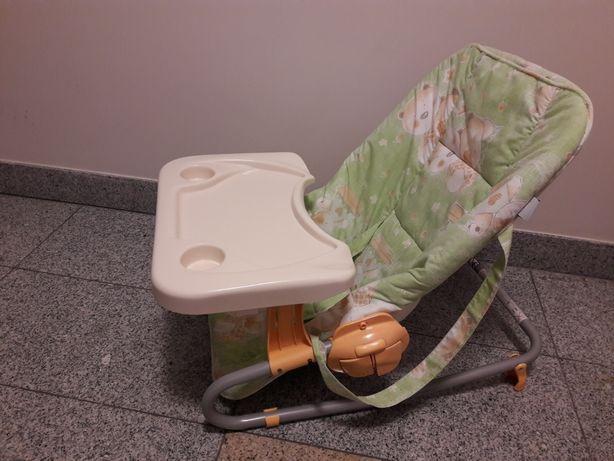 Leżak,krzesełko SWING firmy Primi Sogni