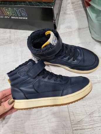 Осенние полуботинки ботинки сапожки  h&m фирменные