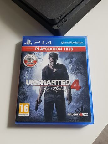 Gra Ps4 Uncharted 4