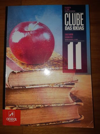 Clube das Ideias 11 (Manual Filosofia 11º ano)