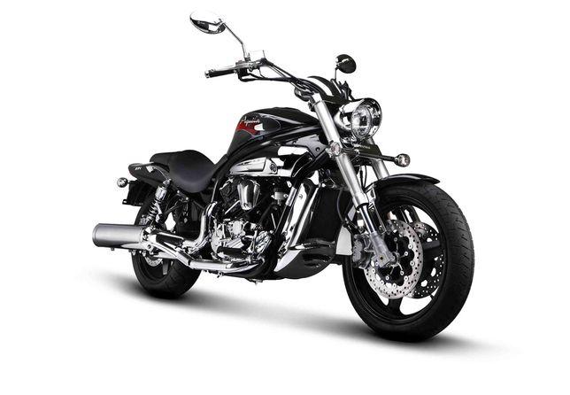 Мотоцикл Чеппер Байк Круизер Hyosung gv650 Aquila