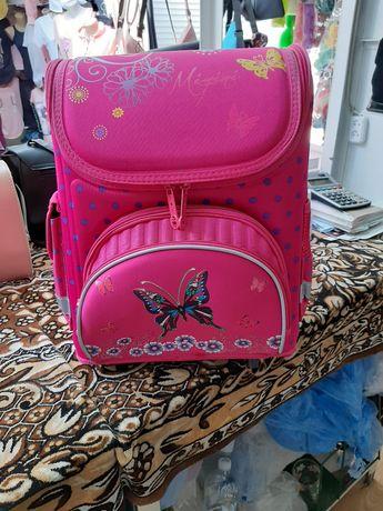Ортопедический ранец для девочки