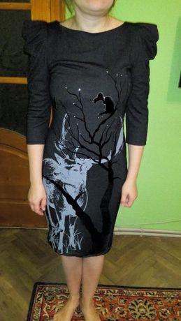 Смішна ціна!На свята!Ексклюзивна сукня!