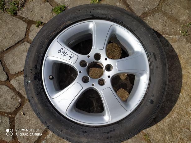 Felga Ronal Mercedes A klasa B klasa 6Jx16 H2  ET46
