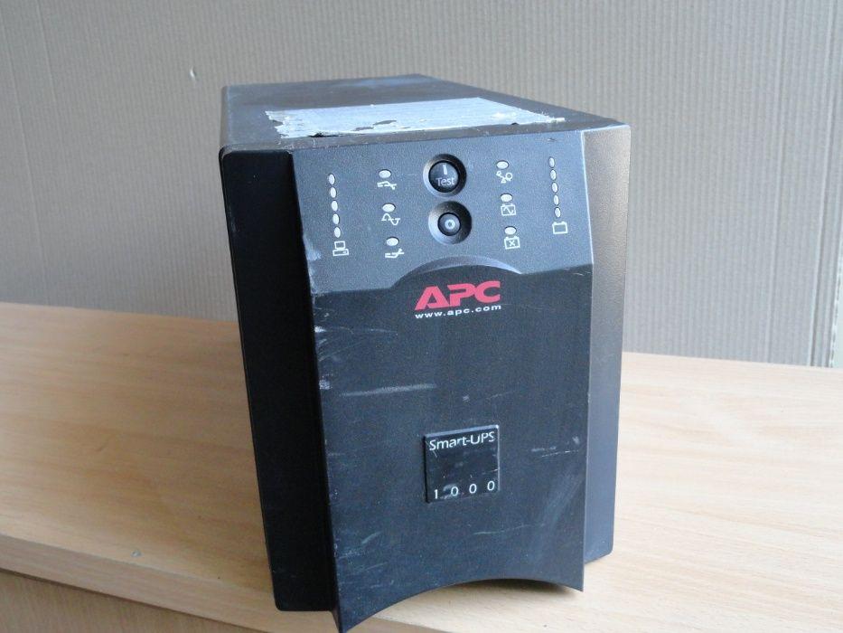 ИБП Бесперебойник APC Smart-UPS 1000VA USB Кропивницкий - изображение 1