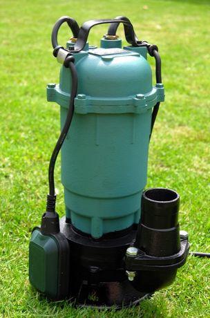 Насос для грязной воды канализации и выгребных ям