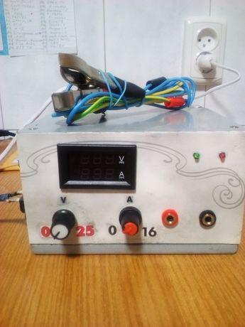 Импульсное Зарядное устройство для АКБ