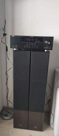 Yamaha RX-V565 (7.1)+Prism Onyx 200 kino domowe