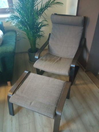 wypoczynek IKEA - sofa, fotel, puf, krzesło z podnóżkiem