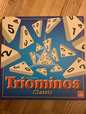 Gra Triominos