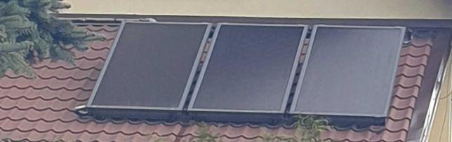 Zestaw solarny hewalex podgrzewacz wody