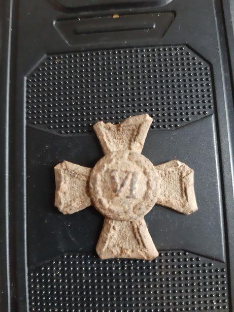 Крест Австро-Венгрия за 6 лет службы