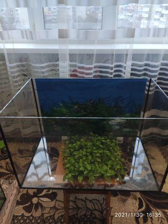 Продам аквариум на 110л