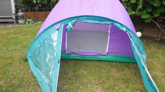 Namiot 3 osobowy z przedsionkiem