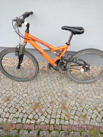 Komplet 4  rowerów i hulajnoga tanio