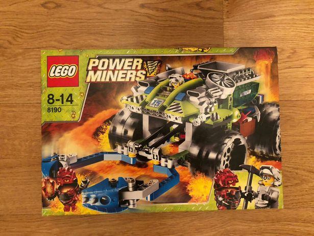 LEGO Power Miners 8190
