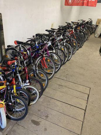 Новий завіз велосипедів із німеччини, велосипед, ровер, в наявності